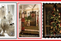 Christmas - The spirit of the holiday / by Rachel Wormhoudt-Butler