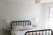 Interiors | Beds | Headboards | Bedding / by Fourth Floor Walk Up
