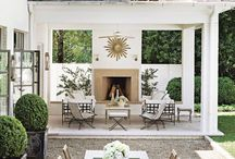 Home - Outdoor Living / by Lena Ward