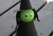 Halloween ideas / by Natalie Magana