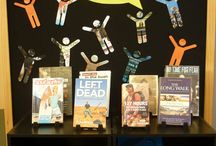 Middle/High School Library Ideas / by Nadine Paduano