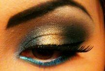 Eye shadows!!!! / Eye shadow looks! / by Beena Jassal