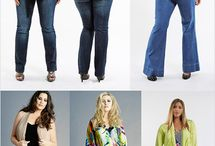 Plus Size Clothing Inspiration / by Everyday Creative