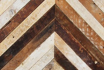 Reclaimed wood loves / by Candace Duvall-Shaw