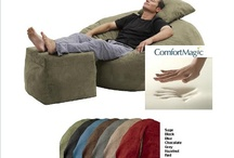 cool bean bag / by Dontae Marable