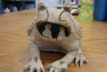 Clay Projects / by Janine Nagrosst