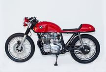 Moto custom / Customs / by JC Gallon
