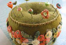 Pincushions / by Sherry Chickowski Crozier
