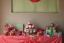 Strawberry Shortcake Party / by Stephanie Henrich
