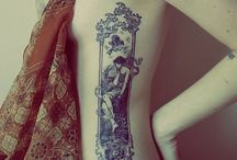 tattoos / by Tonya Williams