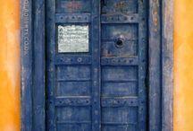 doors,windows,walls,and spaces / by Alisha Hilt