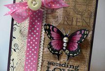 Cards & Scrapbooking / by Sophia Van Dyke
