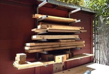 Rockwell Lumber Storage Rack / by Rockwell Tools