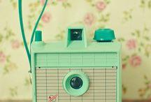 Vintage / Ropa, objetivos, fotografía... / by Leon Hunter