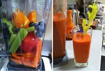 Vitamix recipes / by Jennifer Reynolds Morris