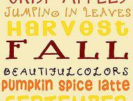 It's Fall ya'll / by Kerry Ames