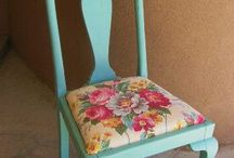 muebles patchwork / by clara