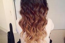 Hair  / by Jirah Newmarker
