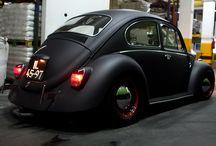 transportation - Volkswagen Beetle / by Henri Schevers