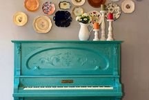 Decorating Ideas / by Jennie Vose