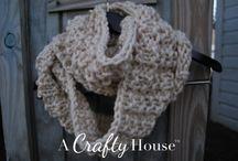 Knitting & Sewing / by Paula Walsh