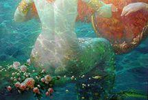 Mermaids / by Jo Henson