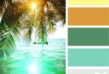 Color Inspiration / by Robin Mundy