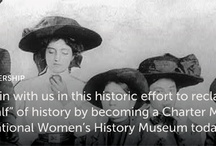 National Women in History Museum / by Nancy May