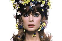 Jean Shrimpton - Sixties Supermodel / by Vintage Hair Lounge