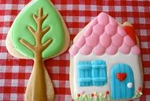 Wonder Cookies / by Sídrà Fatima