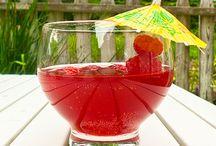 Yummy Drinks ;) / by Sarah Stewart