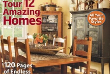 From our 2013 Home Tour issue / by Country Sampler Magazine