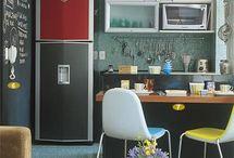 Cozinhas e afins.. / by Marina Puga