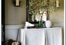 skirted tables / by Tiffany Chapman