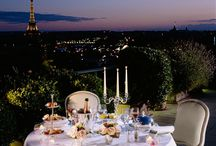 Penthouse & Presidential Suites / Presenting some of the glamorous suites offering spectacular views, luxurious settings and privacy at Dorchester Collection hotels / by Dorchester Collection
