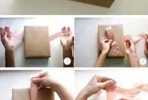Gift Wrapping Ideas / by Jen Antoniou Weddings and Events