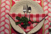 Table decoration / by Mary Poblocki-Allen