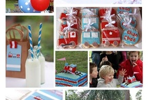 Birthday Party ideas / by Holly Marler