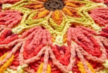 Overlay crochet / by Froukje van Aalst