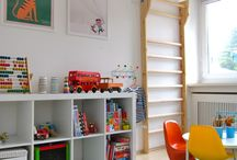 Playroom / by Michele Hall