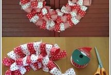 Christmas crafts / by Frances Cross