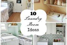 Laundry Rooms&Bathrooms / by Victoria Sandoval