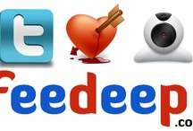 All about Feedeep.com / All images about Feedeep's Universe / by Feedeep