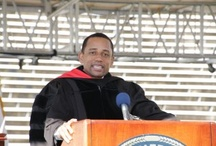 JSU 2013 Spring Commencement / Hill Harper sheds light upon JSU's graduating class of 2013.  / by Jackson State