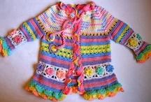 Crocheting / by Dottie Tallon