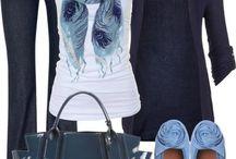 Casual Wear!!! Aka Work Wear!!! / by Heiddy Oviedo