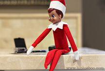 Elf on the Shelf / by Amanda Conroy