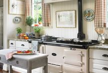 Country Kitchens / by Sandra Harrison