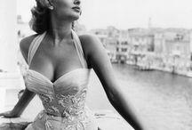 Sophia Loren  / by LOVE 💘 HEARTS