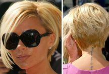 Hairstyles / by Thea Rossouw